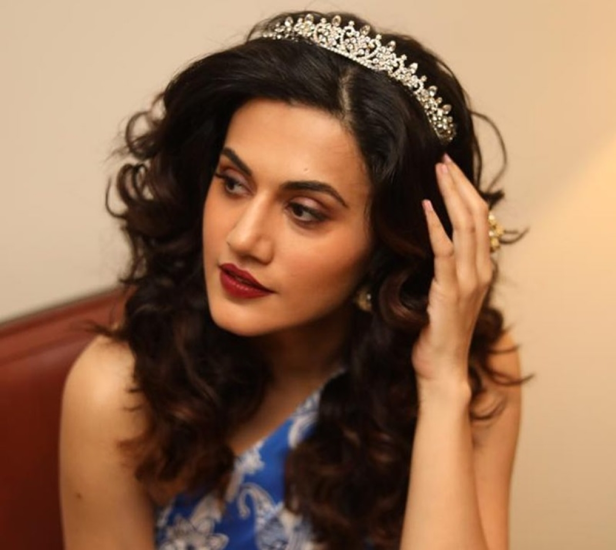Taapsee Pannu reveals Varun Dhawan is the biggest 'Diva' in Bollywood