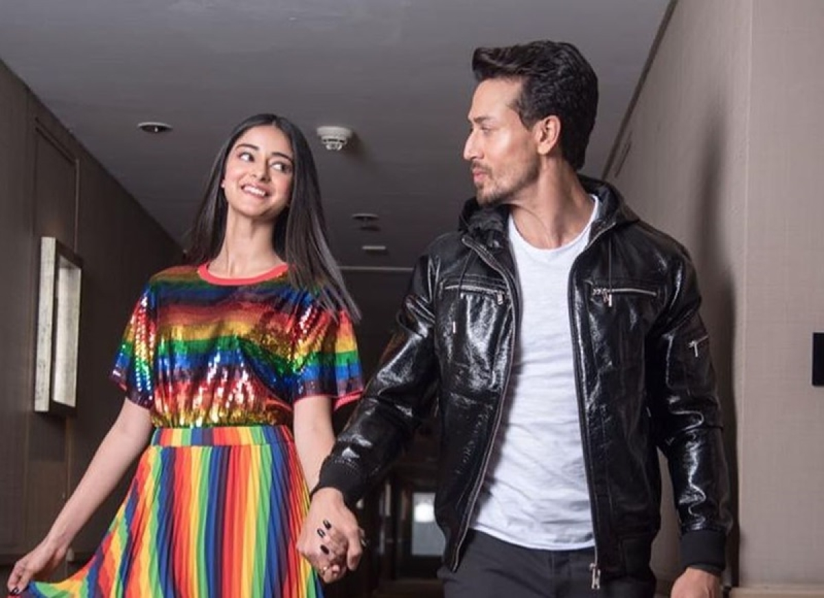 It was my best first kiss ever: Ananya Panday on locking lips with Tiger Shroff in 'Student of the Year 2'