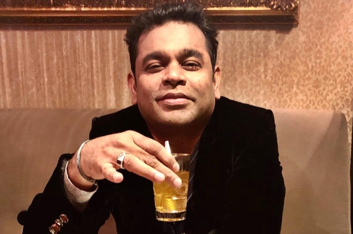 A.R. Rahman has iftar dinner at Cannes Film Festival 2019