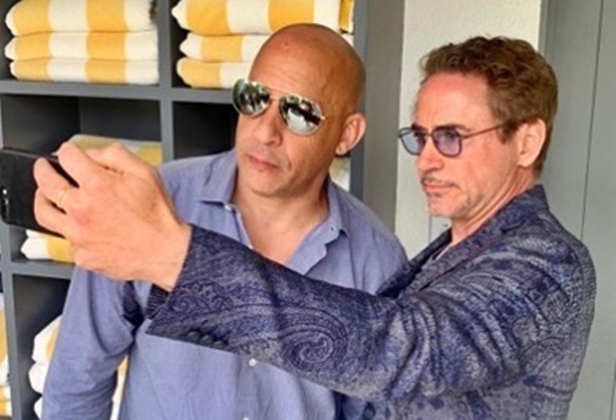 Vin Diesel pens down a heartfelt post for 'Avenger' co-star Robert Downey Jr