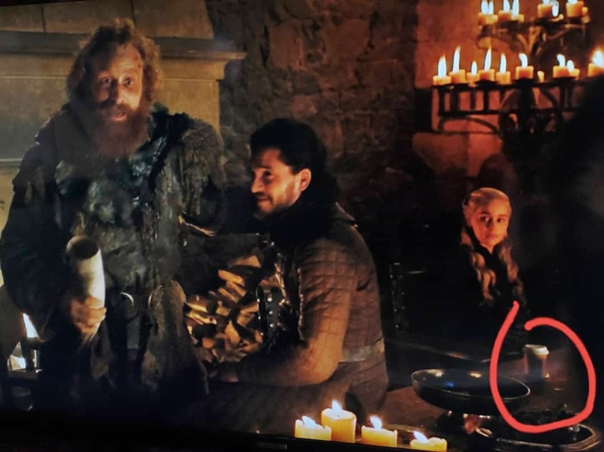 HBO removes coffee cup from 'Game of Thrones' S8 Episode 4 after online tizzy