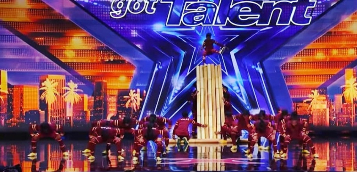 Mumbai's dance group 'V.Unbeatable' lauded in 'America's Got Talent'