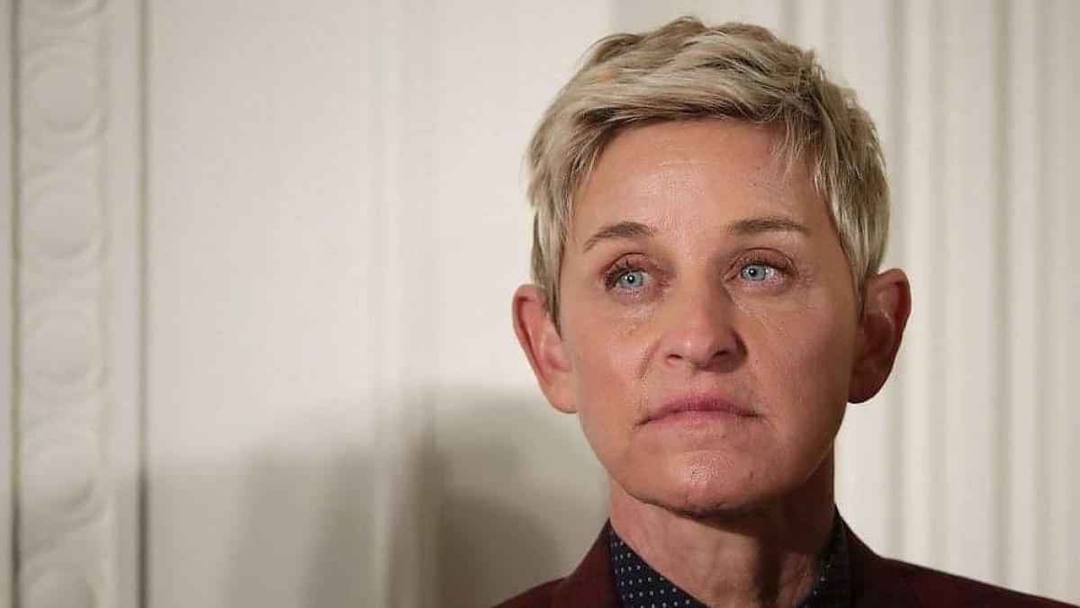 Ellen DeGeneres has 'excruciating back pain' amidst COVID-19 battle