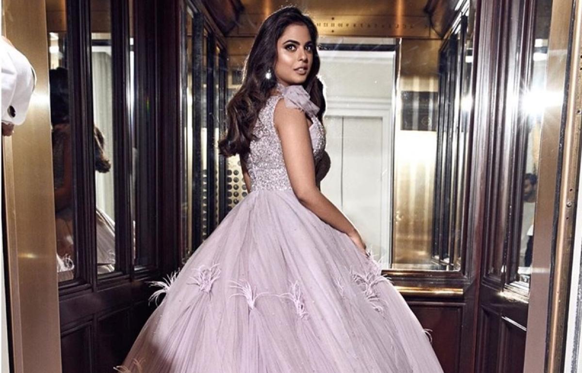 Can you afford Isha Ambani's lilac gown by Prabal Gurungfrom MET Gala 2019?