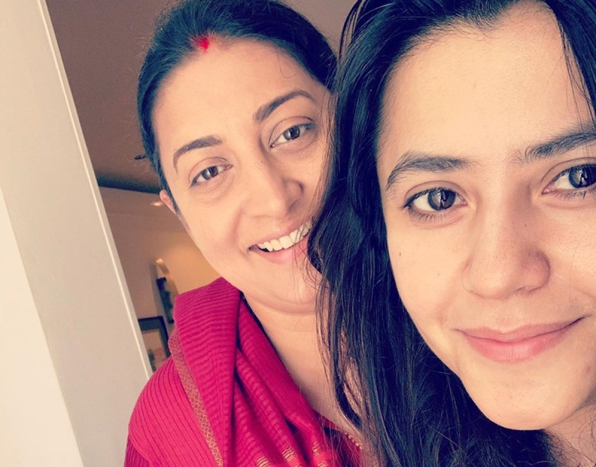 Ekta Kapoor is all praises for Smriti Irani's 14 km walk to Siddhi Vinayak temple post Amethi victory