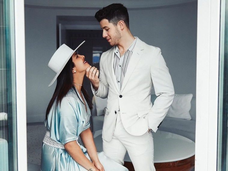 Priyanka Chopra, Nick Jonas give couple goals at Cannes Film Festival 2019