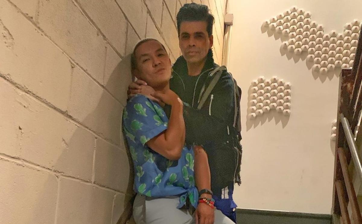 Not dating Karan Johar: Designer Prabal Gurung clarifies relationship rumours