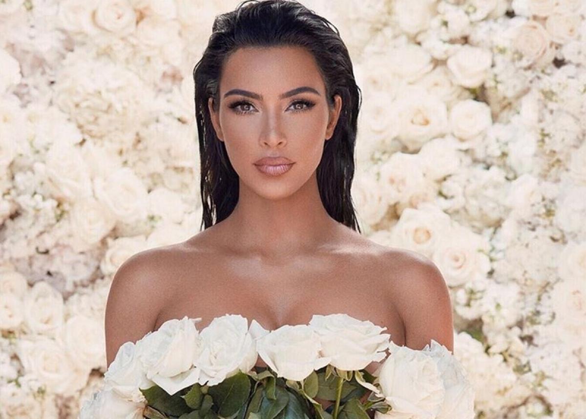 Kim Kardashian files trademark protection for her newborn son's name