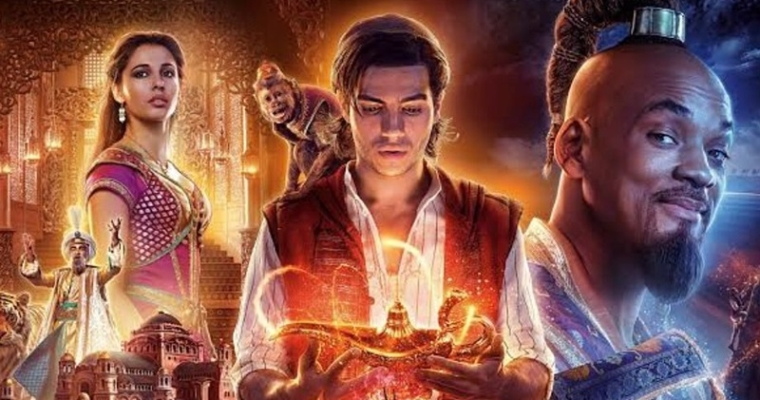 Alladin Movie Review: Fun,fantasy, adventure