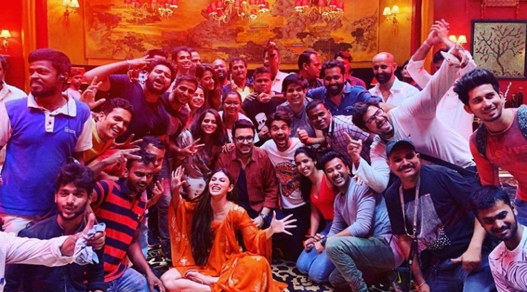 Its a wrap for Rajkummar Rao, Mouni Roy starrer 'Made in China'