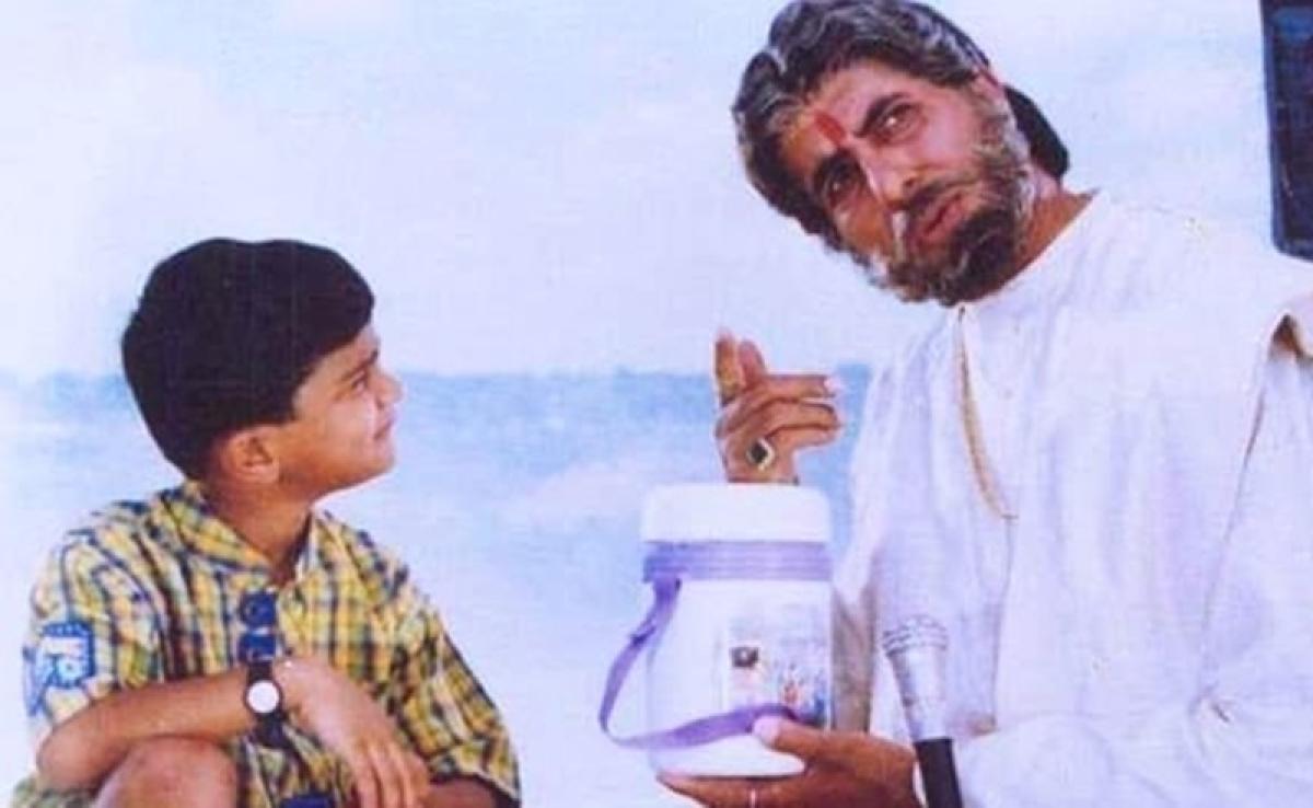 20 years of 'Sooryavansham': Twitter features best of Amitabh Bachchan in a meme frenzy