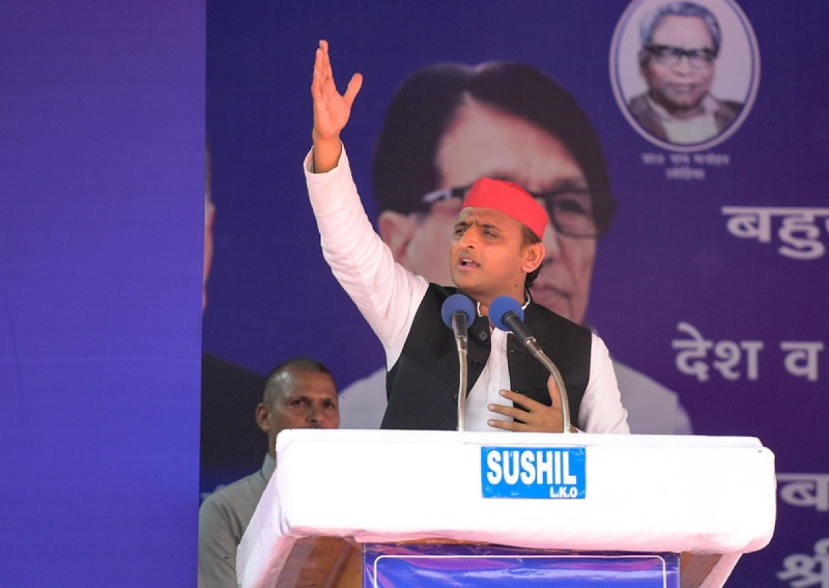 Narendra Modi is not PM of masses but only of one per cent elite people: Akhilesh Yadav