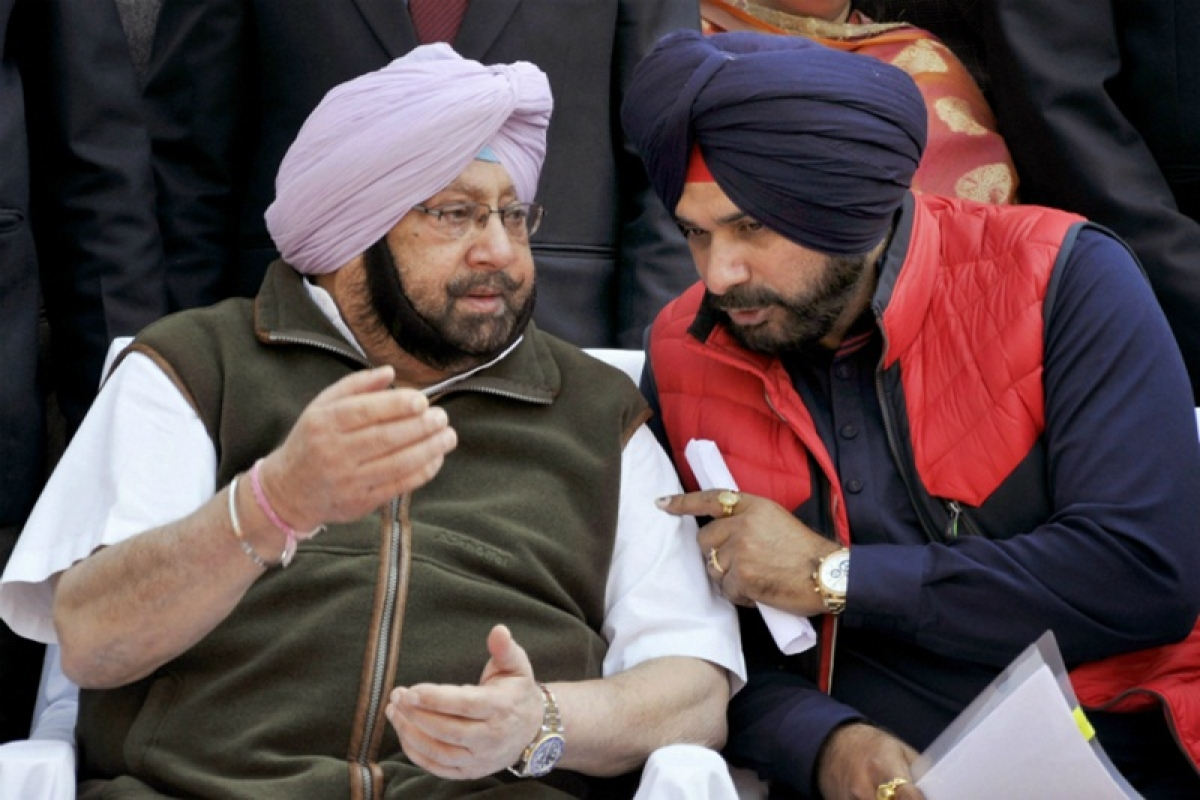 Is Navjot Singh Sidhu leaving Congress and joining AAP? Here's what Punjab CM Amarinder Singh has to say