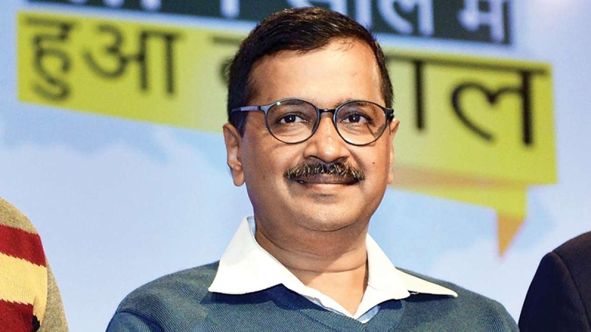 BJP will destroy unauthorised colonies of Delhi, says Arvind Kejriwal