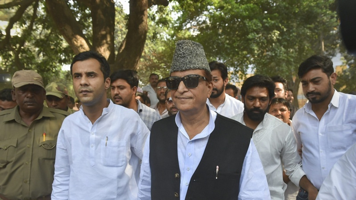 UP Police issues lookout notice against close aide of Azam Khan