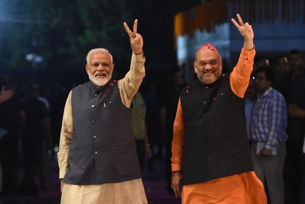 Sabarimala vs Ayodhya: Modi-Shah's reactions to two SC verdicts show BJP's hypocrisy