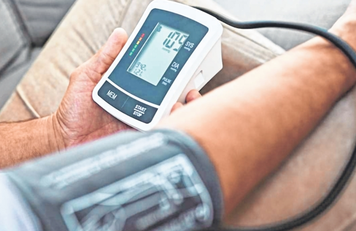 Checking blood pressure at home can lead to serious health issues: Experts