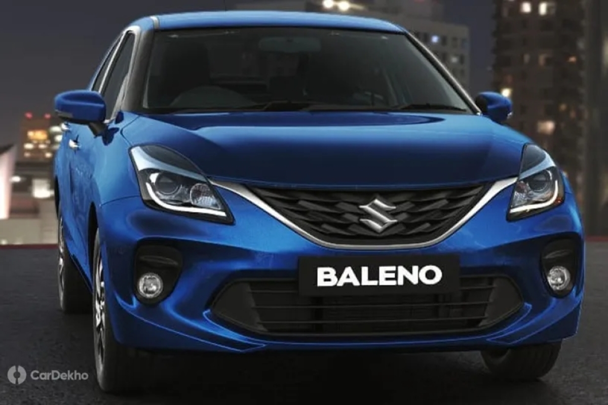 Spied: Toyota Glanza Is Maruti Baleno With Different Front Grille & Toyota Badges
