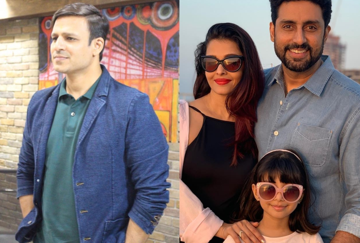 Abhishek Bachchan almost reacted to Vivek Oberoi's meme tweet on wife Aishwarya, but here's what stopped him