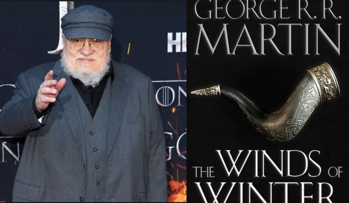 Disappointed with 'Game of Thrones' Ending? George R. R. Martin's new book is at your rescue