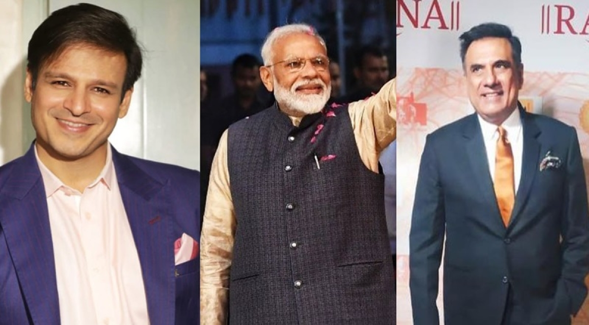 Vivek Oberoi, Boman Irani to attend PM Modi's oath ceremony in Delhi