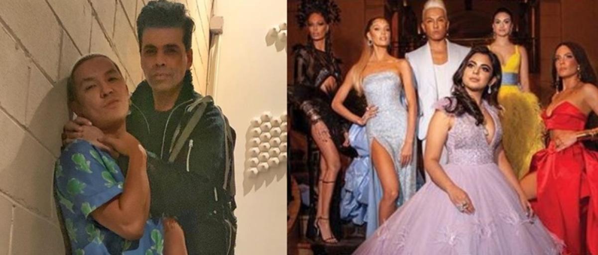 Who is Prabal Gurung? Karan Johar's rumoured boyfriend