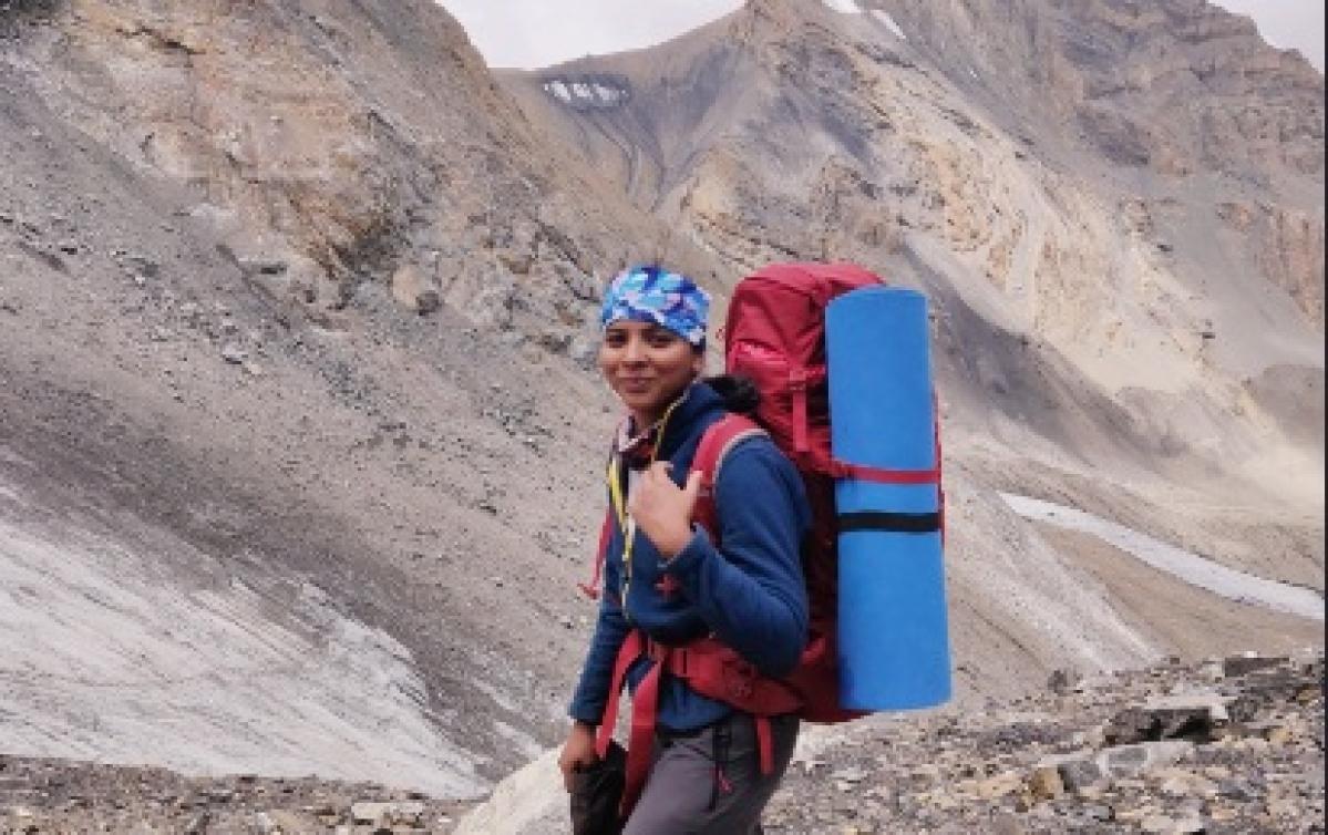 Bhopal:She braved oxygen cylinder snag to scale Mount Everest
