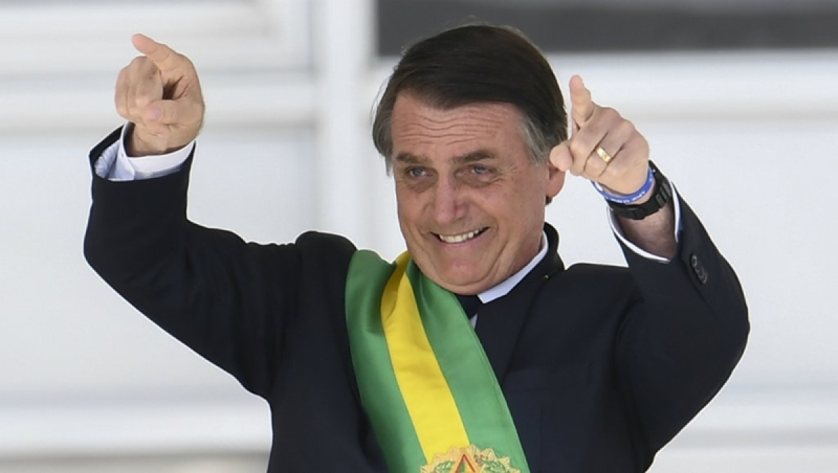 5 things you should know about Republic Day's chief guest and Brazilian President Jair Bolsonaro