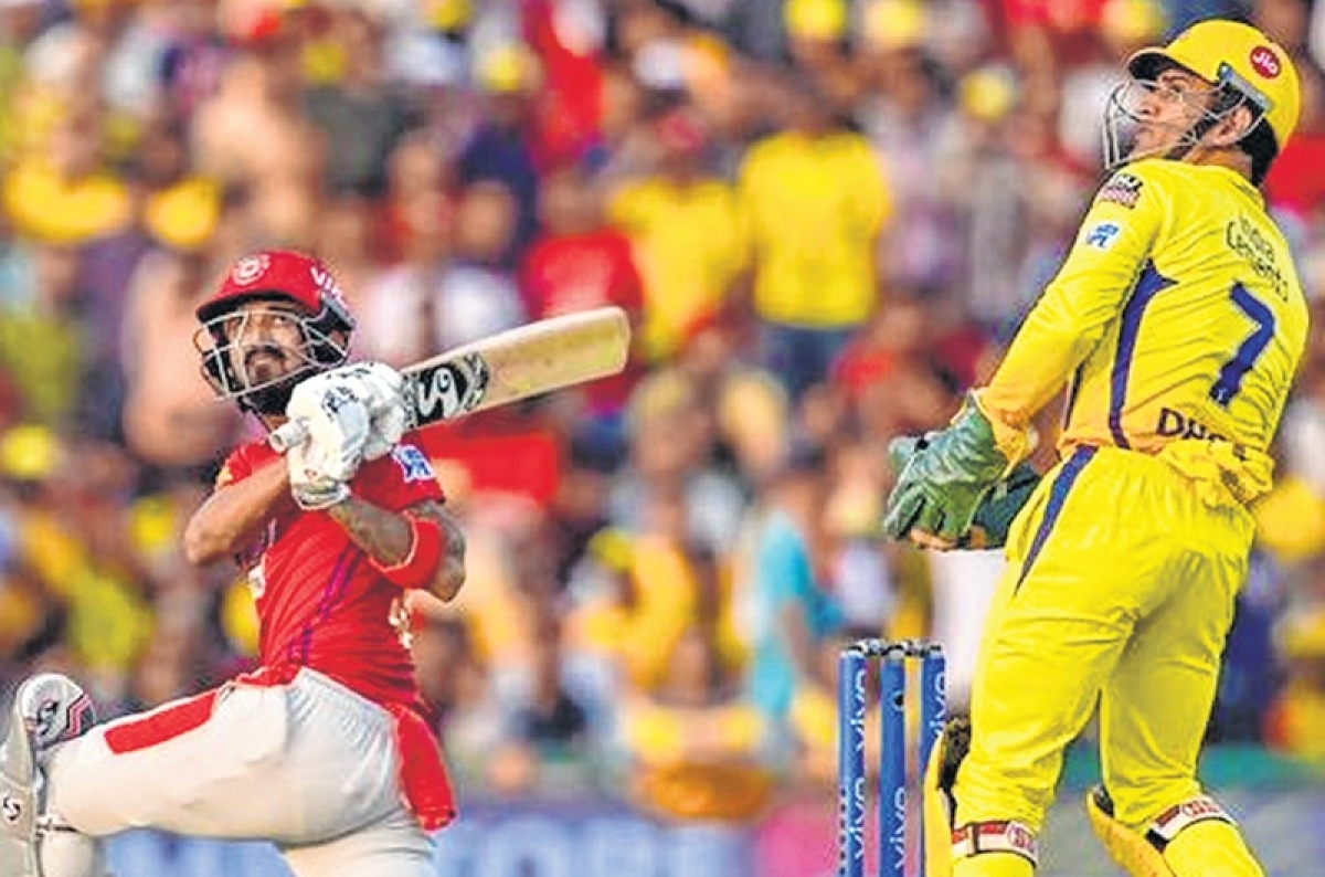 CSK gets to play in Chennai Despite six-wicket defeat at the hands of Kings XI Punjab