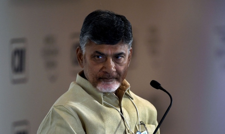 TDP chief Chandrababu Naidu holds hectic parleys on cobbling anti-BJP front coalition
