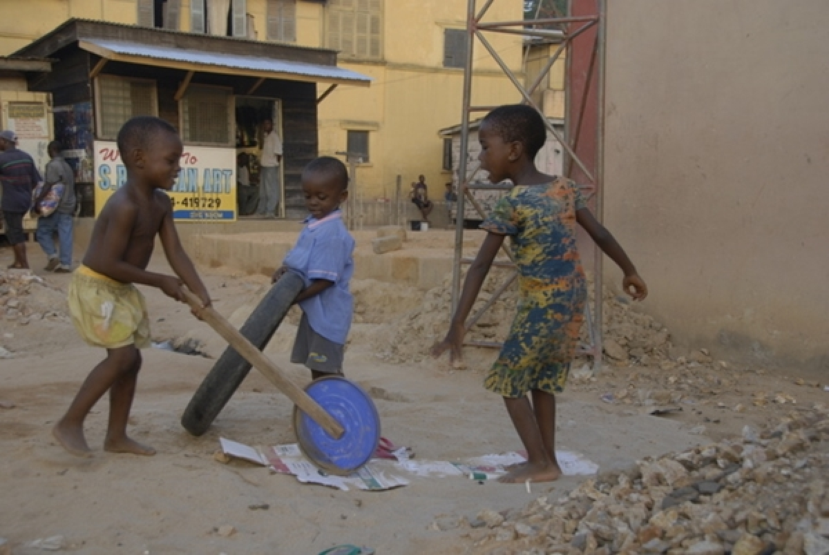 Boys in low-income urban areas are unsafe