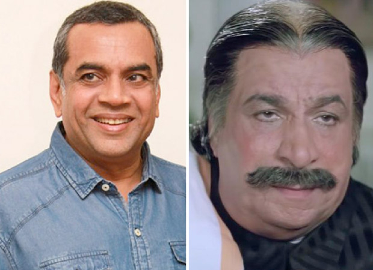 Coolie No 1: Paresh Rawal to essay Kader Khan's role in Varun Dhawan-Sara Ali Khan starrer