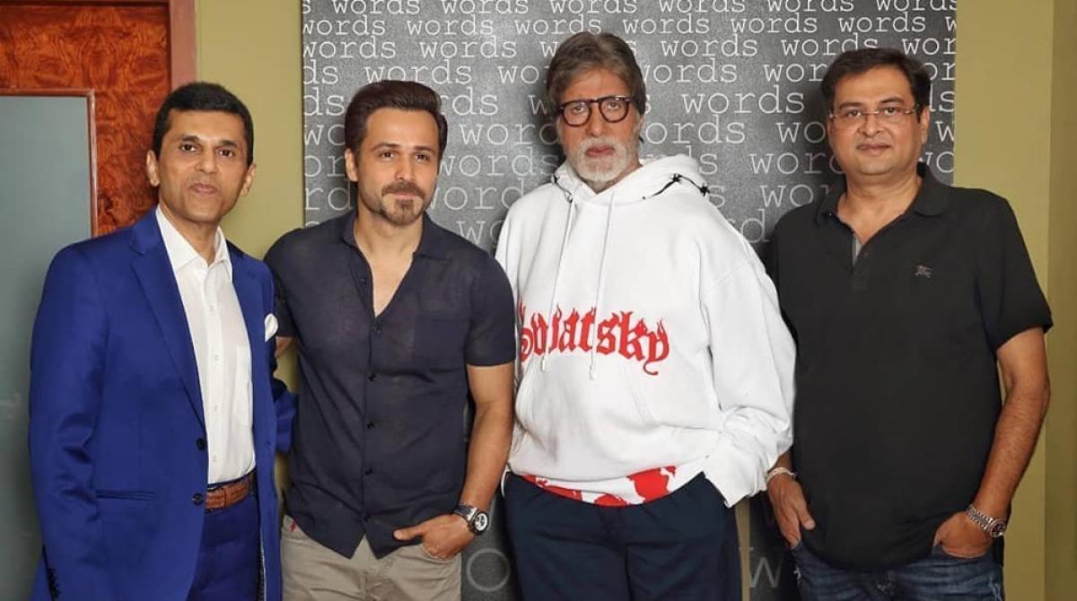 Amitabh Bachchan and Emraan Hashmi's mystery thriller to go on floors on May 10