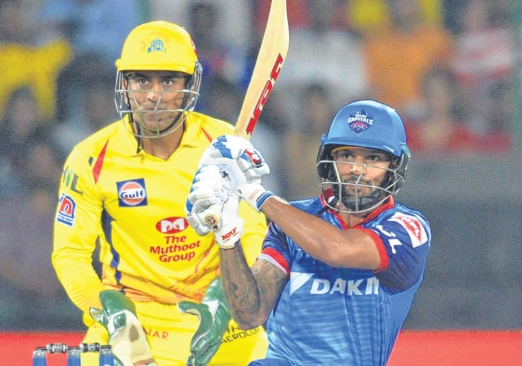 Both Delhi Capitals and Chennai Super Kings will want to secure hard-earned positions