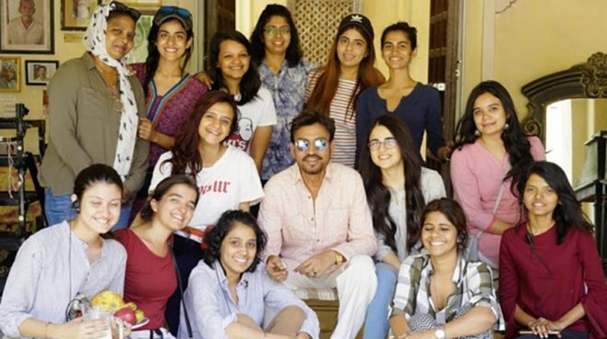 Angrezi Medium: Radhika Madan thinks she will faint when meeting Kareena Kapoor Khan