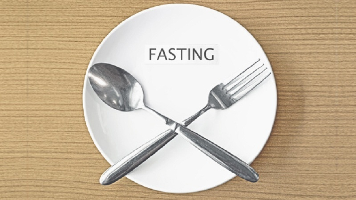 Fasting keeps one's blood vessels young