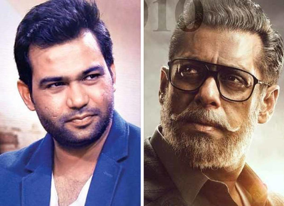 Director Ali Abbas Zafar turns lyricist for the first time in Salman Khan starrer 'Bharat'
