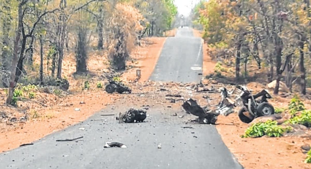 Sheer negligence caused Gadchiroli tragedy: Former intel officer