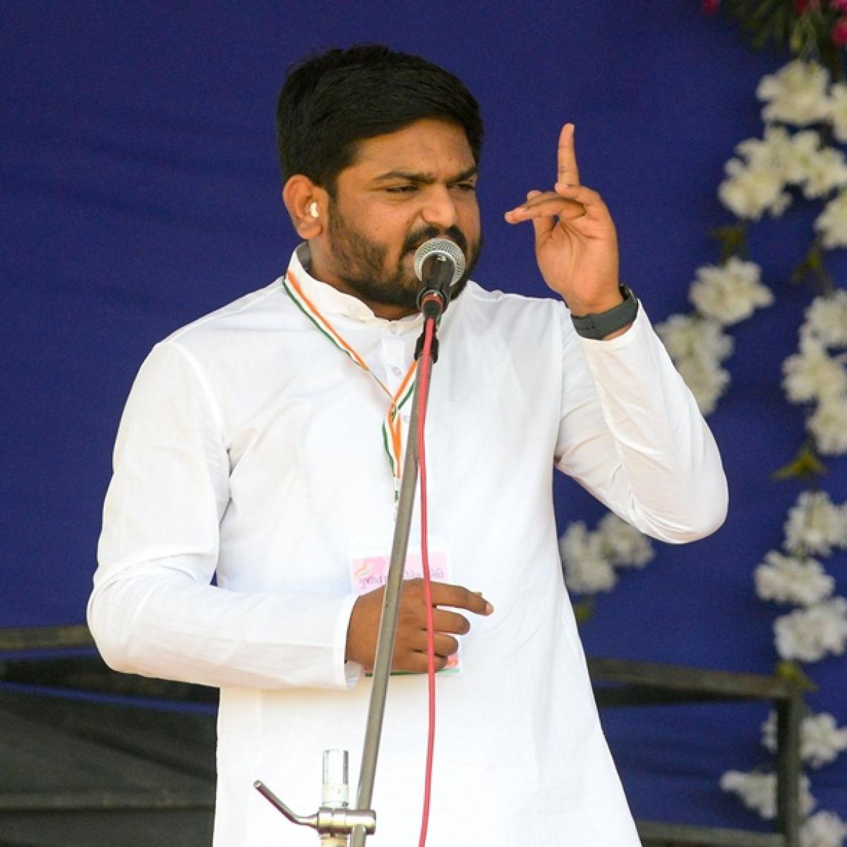 'Baseless': Gujarat Congress leader Hardik Patel rubbishes 'fake reports' of him joining AAP