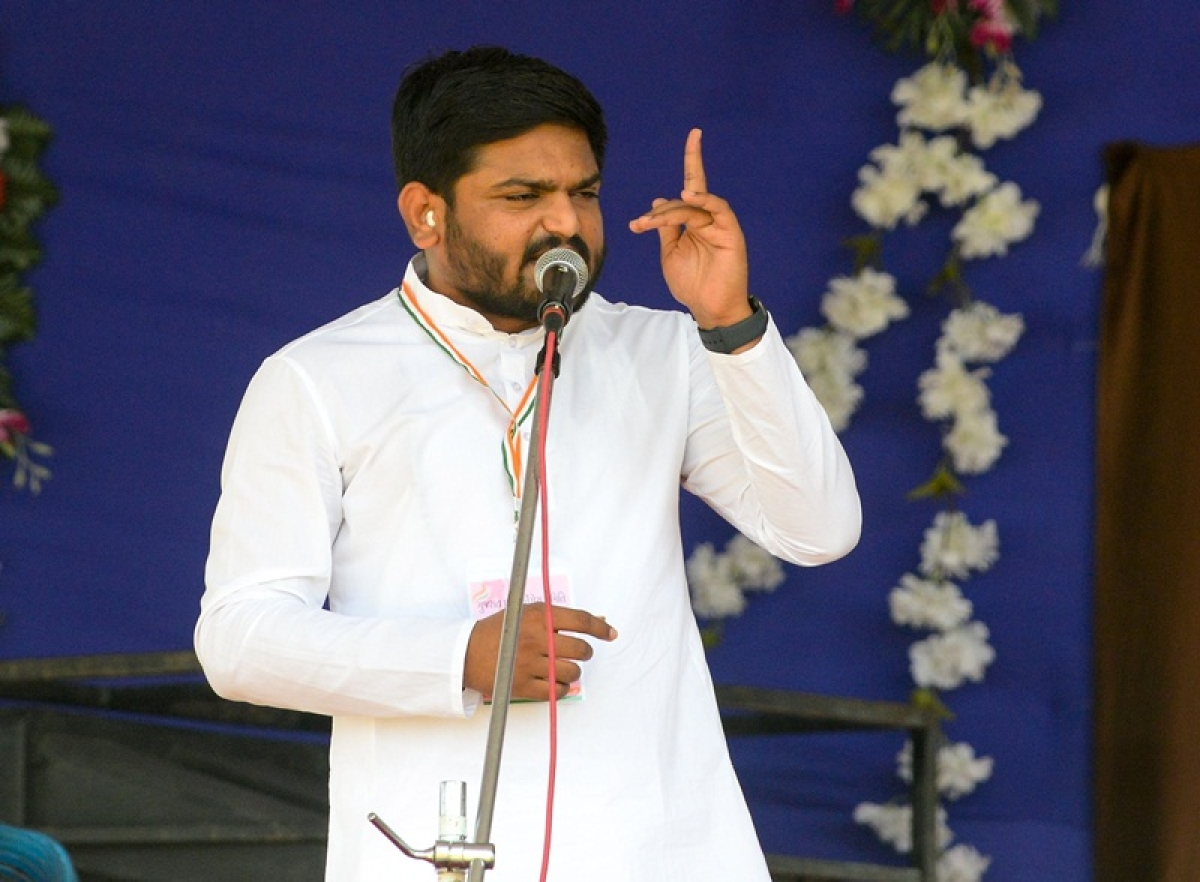 'Is Rahul Gandhi teaching him Math?' Twitter trolls Hardik Patel for saying 'will form govt with 1/3 majority'