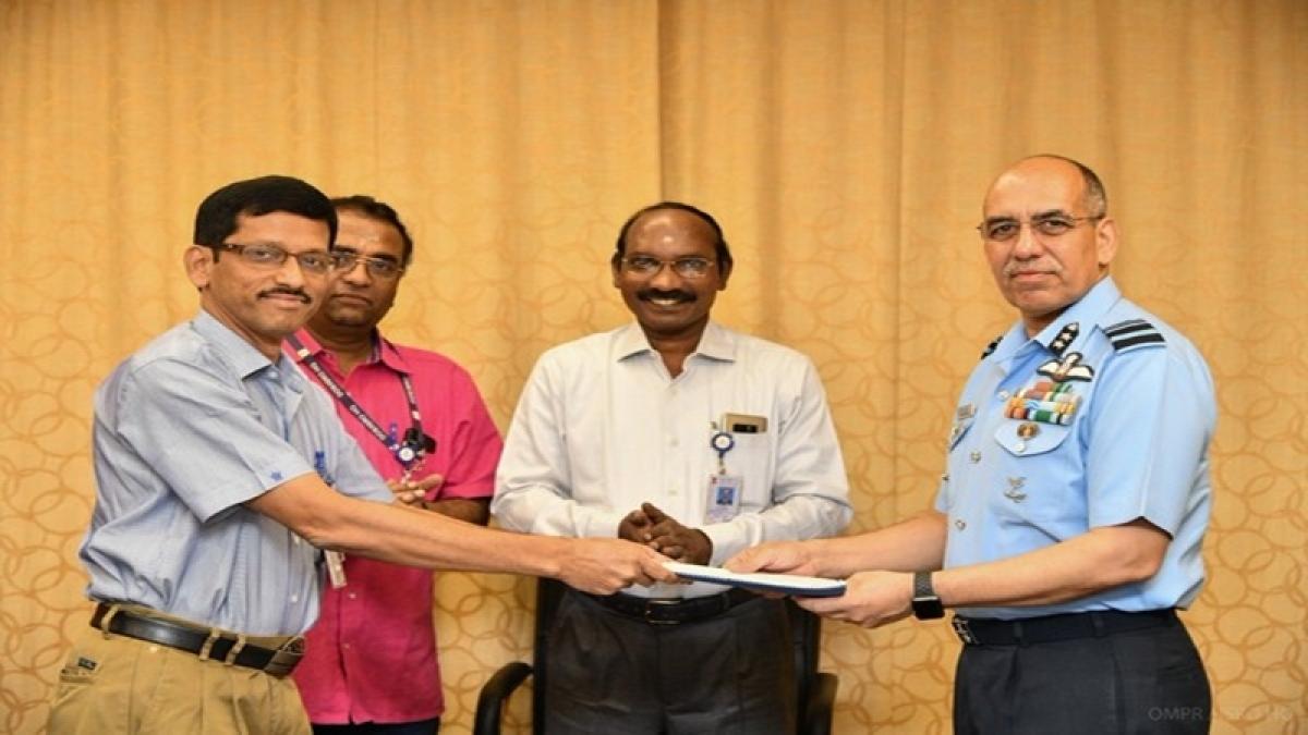 IAF, ISRO join hands for Gangayaan astronaut selection, training