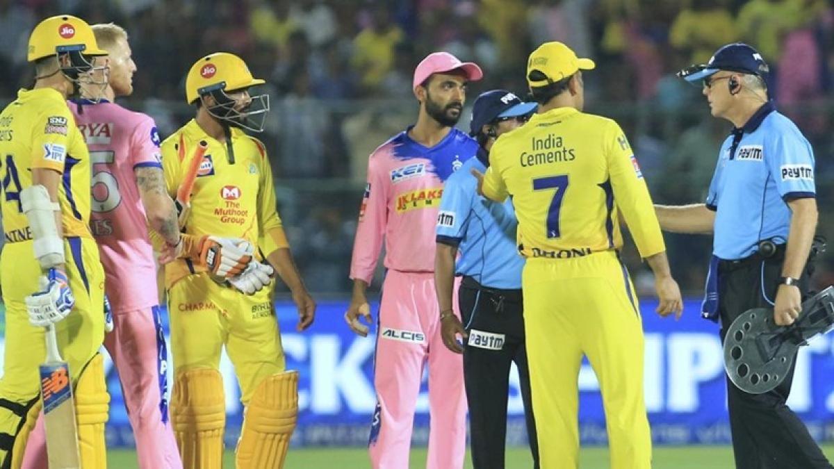 5 howlers that put spotlight on umpires in IPL 2019