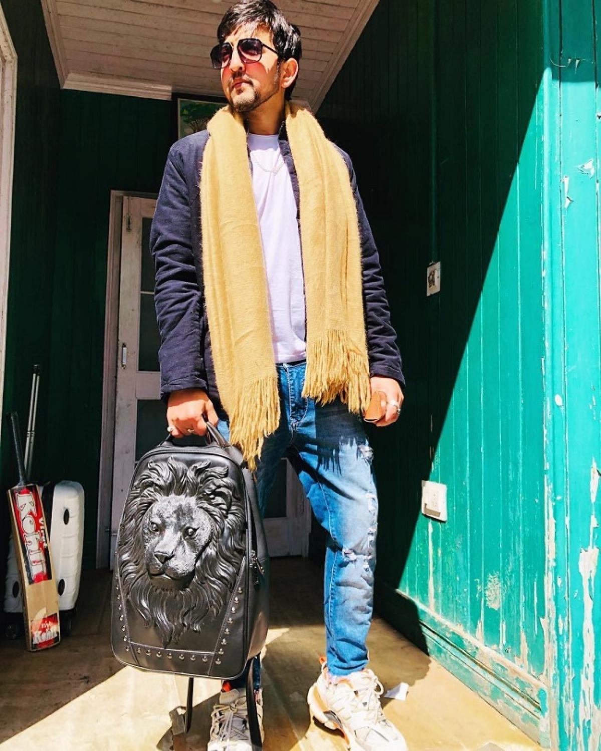 Vikram Sambyal- Entrepreneur on Rise