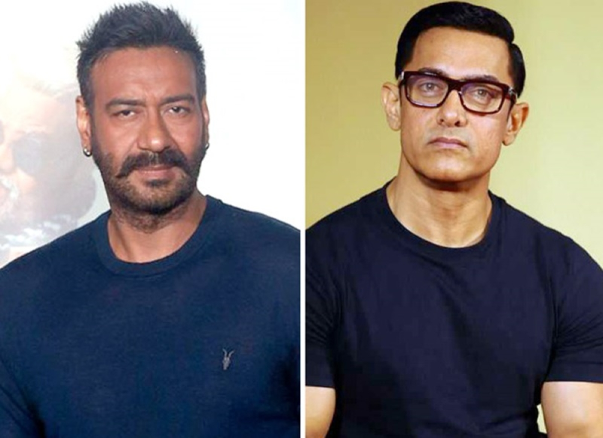 Ajay Devgn's next to clash with Aamir Khan's 'Laal Singh Chaddha' during Christmas 2020?
