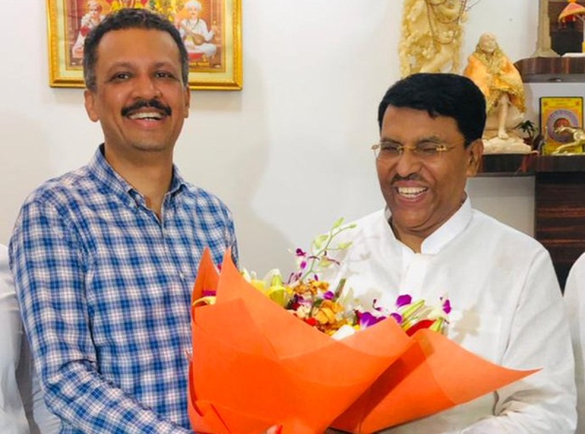 Mumbai: NCP leader Jaydutt Kshirsagar resigns from MLA post, to join Shiv Sena