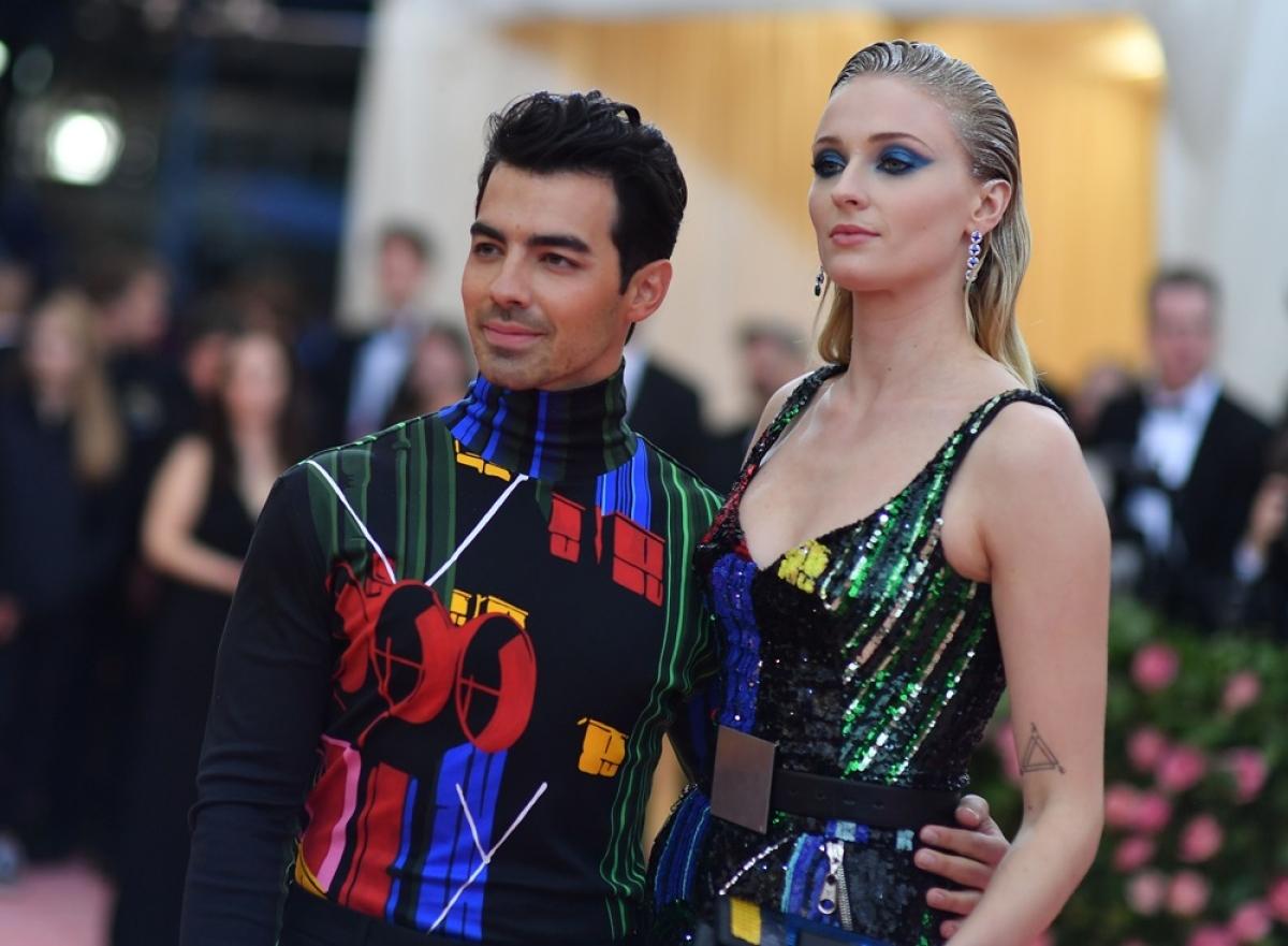 Sophie Turner says hubby Joe Jonas saved her when she was 'mentally unwell'