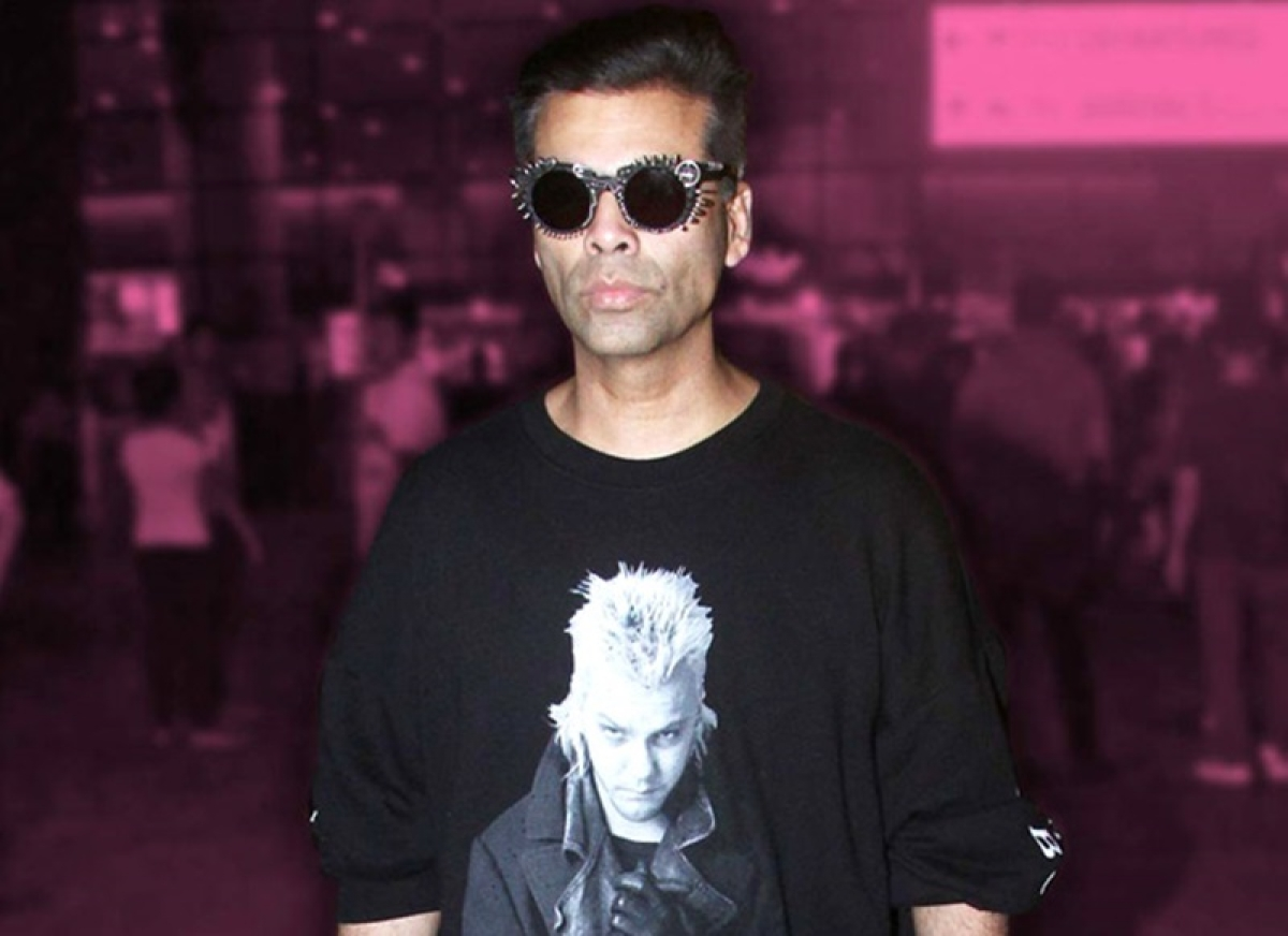 Karan Johar admits he is nervous about Takht, refutes comparison with Sanjay Leela Bhansali
