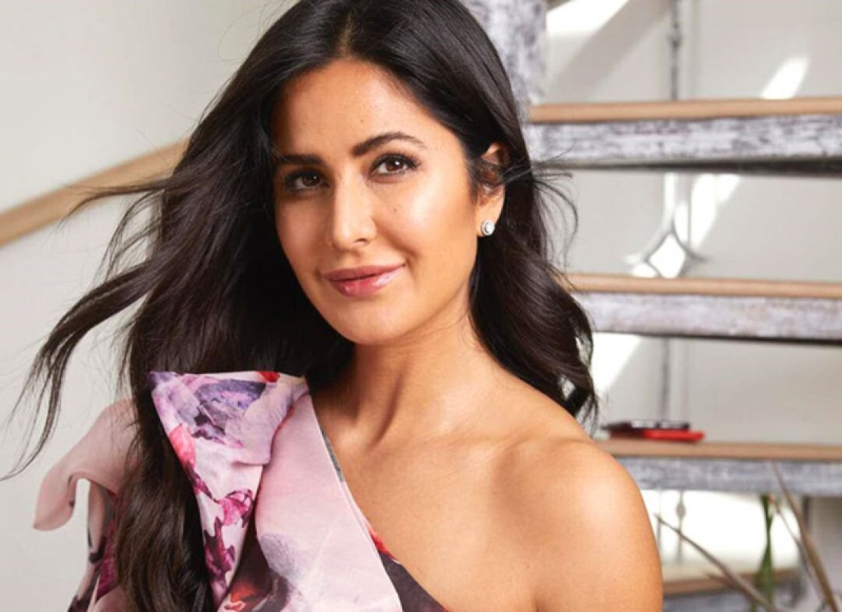 Katrina Kaif turns couture dreams into reality while promoting 'Bharat'