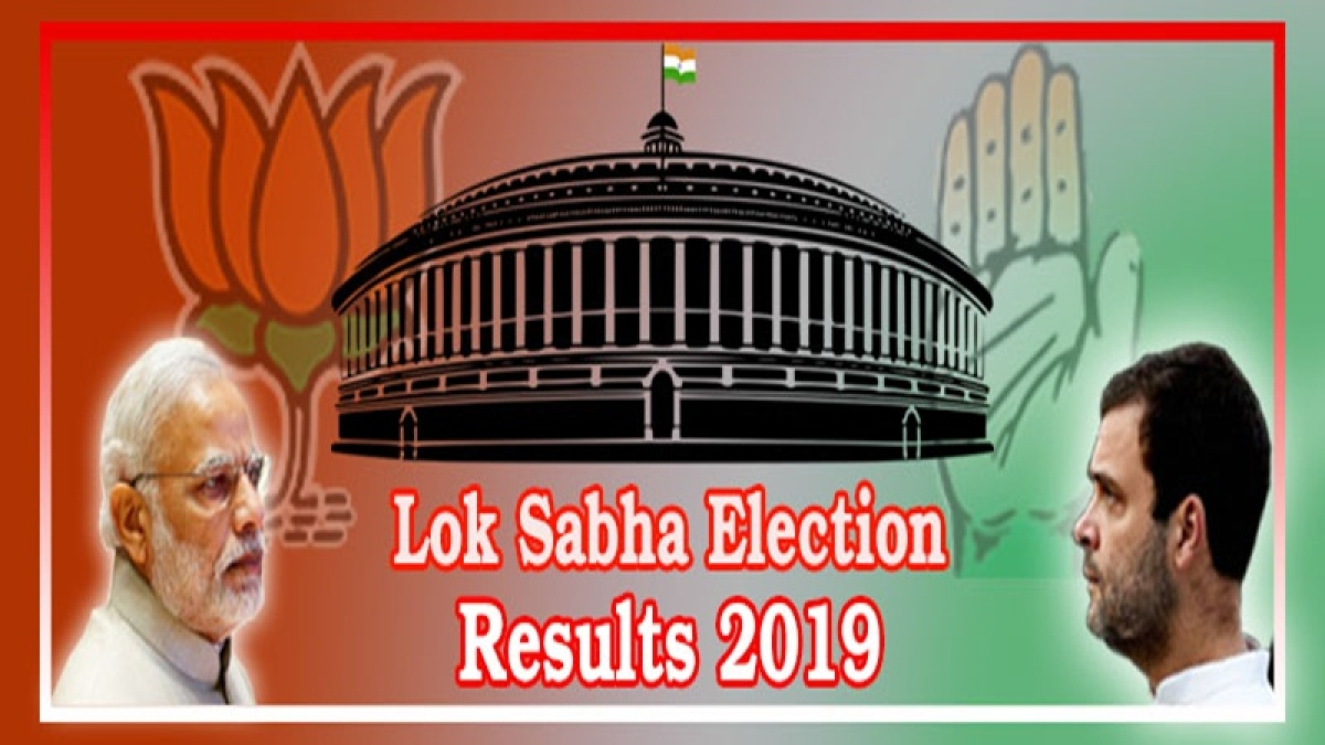 Lok Sabha Election Results 2019: Party-wise and State-wise results