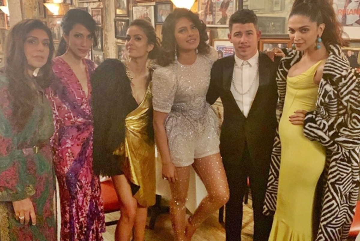 Deepika Padukone joins Priyanka Chopra, Nick Jonas at Met Gala 2019 after party
